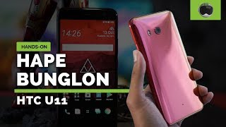 HTC U11 Hands-on & Unboxing Indonesia