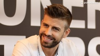 Q & A with Gerard Piqué