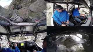 Jeep Wrangler KOH Rock Testing - Poison Spyder - Crispy 2014