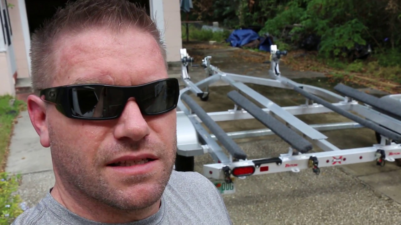 What To Look For When Buying A Used Jet Ski Trailer Youtube
