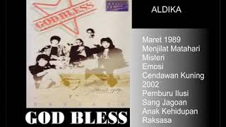 Download GOD BLESS - RAKSASA 1989 FULL ALBUM