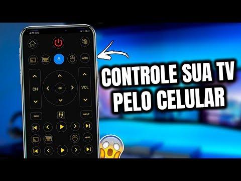 COMO CONTROLAR A TV PELO CELULAR 2019