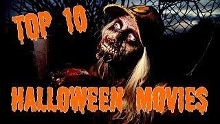 Halloween Filme 2013 im TV - TOP 10 - Funny KOMMENTIERT