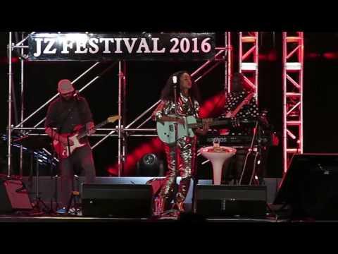 【Strawberry Alice】12th JZ Festival Shanghai: Corinne Bailey Rae, Shanghai Expo Park, 15/10/2016.