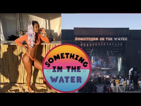 SOMETHING IN THE WATER 2019 | VA BEACH WEEKEND FESTIVAL VLOG | #SITWfest | K'DASH