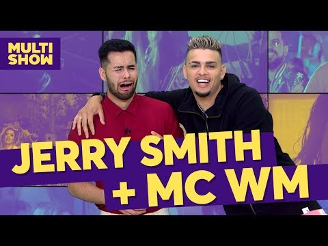 MC WM + Jerry Smith | TVZ Ao Vivo | Música Multishow