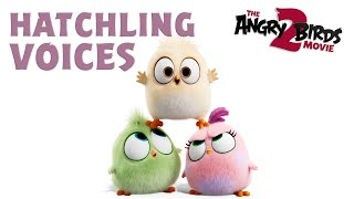 The Angry Birds Movie 2 | Hatchlings Voices