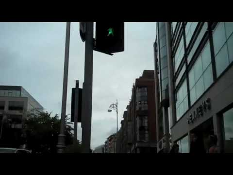 Walking Tour aroundDublin's fair city