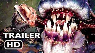 PS4 - Earthfall Cinematic Trailer (2018)