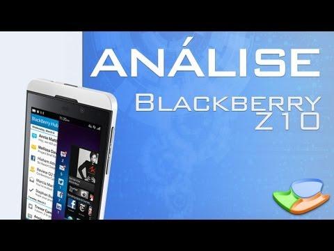 BlackBerry Z10 [Análise de Produto] - Tecmundo