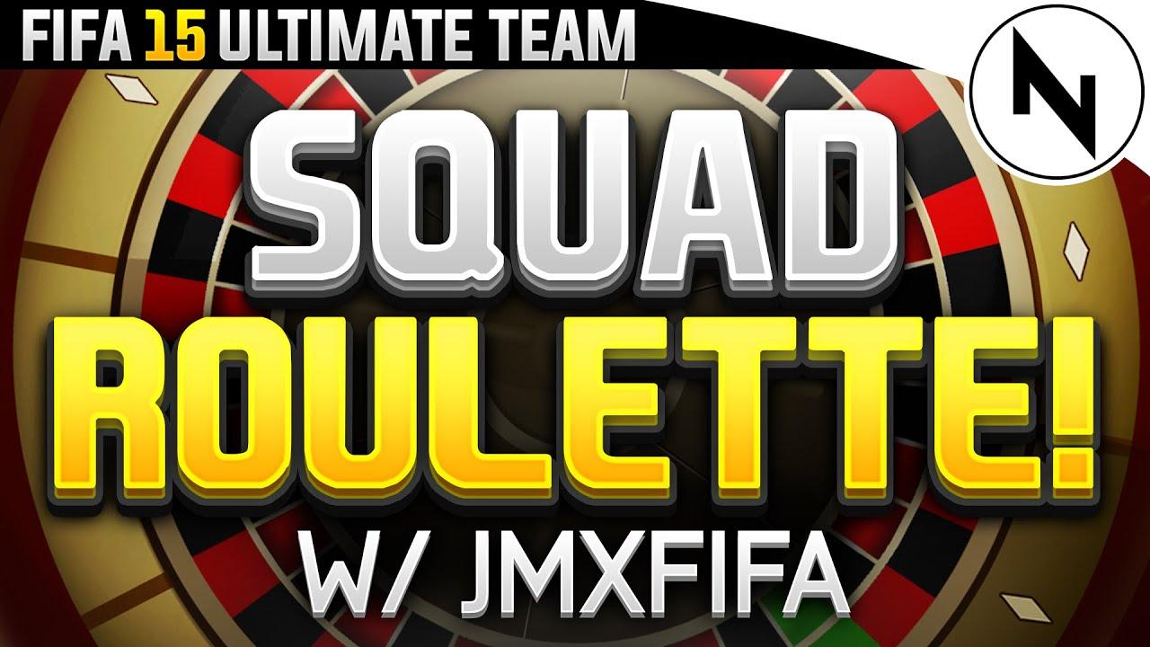 Roulette fifa 15