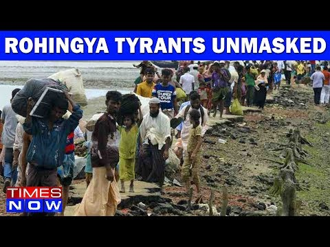 Rohingyas Posing As Refugees Arrested In Bangladesh | India Upfront With Rahul Shivshankar