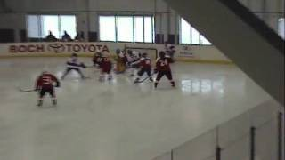 First Assabet goal in Chowder Cup versus Sunshine Selects