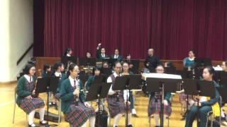 德蘭中學2016 12 Percussion Demo