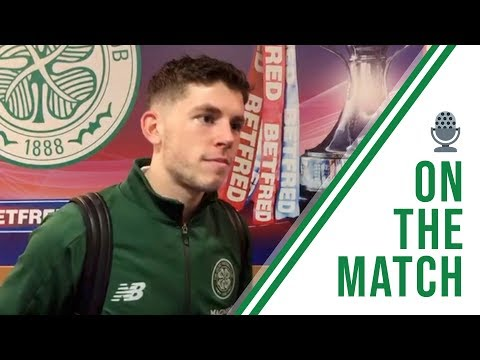 Celtic FC - Ryan Christie Post #BetfredCup Final Interview