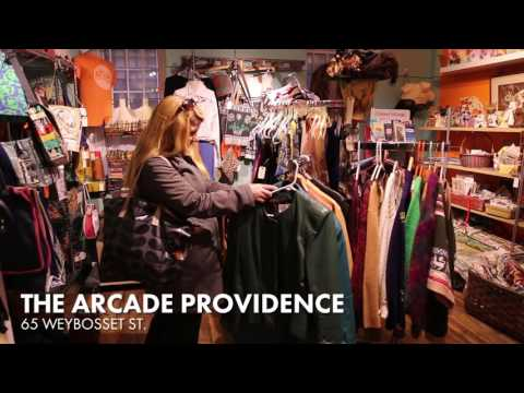4 Great Places to Shop in Downtown Providence
