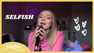 Selfish - Madison Beer (cover)  Sapphire
