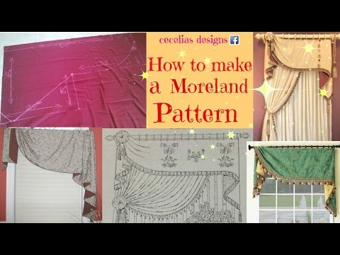 How to make Moreland Pattern