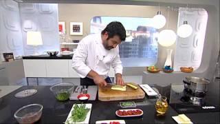 Cocina con Bruno Oteiza: Taboulé