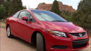 2012 Honda Civic Coupe First Drive Review