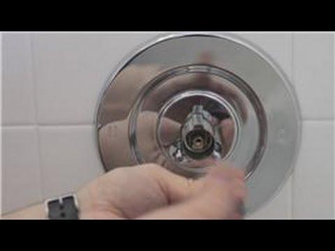 Faucet Repair  How to Repair a Leaky Shower Faucet  YouTube