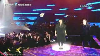 On My Own (Les Miserables) - Regine Velasquez & Rachelle Ann Go [Hologram] [HD]