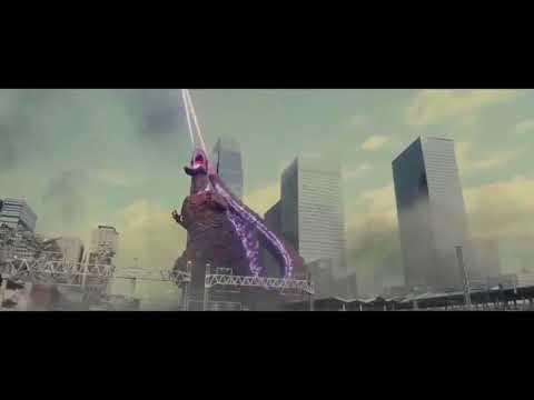 ShinGodzilla 2016 Movie