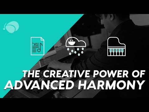 Introducing... The Creative Power of Advanced Harmony