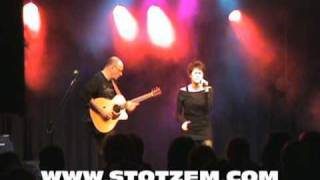 Only Fool In Town (Gary Moore) Arranged and performed by Jacques Stotzem and Géraldine Jonet