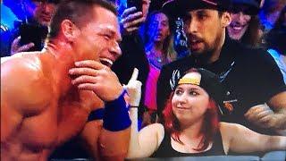 John Cena FIRES BACK at Fan Who Gave Him the Finger
