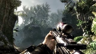 [1080p] Call of Duty Ghosts Gameplay Demo Technique (COD GHOST Moteur graphique infos)