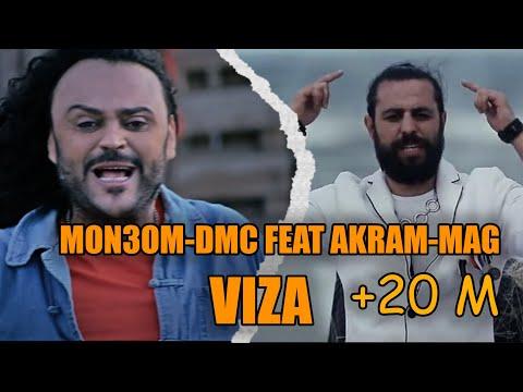 VIZA - MON3OM-DMC FEAT AKRAM-MAG