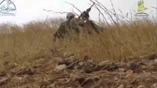 СИРИЯ  Снайпер Исламского государства пытается поразить врага Новости Сирии Сегодня