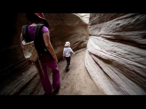 Kasha-Katuwe Tent Rocks National Monument Slot Canyon