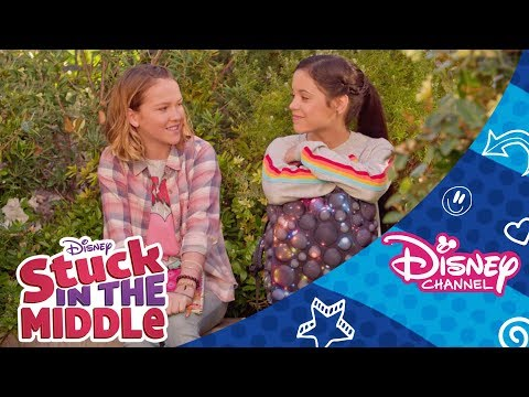 Stuck in the Middle | Harley Makes a New Friend | Official Disney Channel Africa