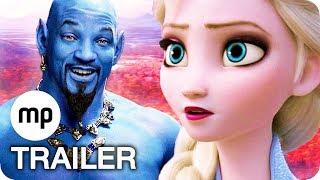 DISNEY 2019 Trailer: Alle kommenden Disney Filme 2019