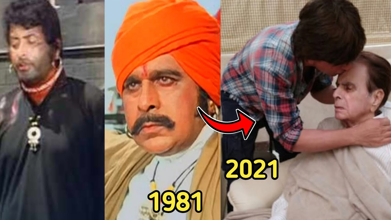 Download Kranti (1981) Actors Then and Now | Totally Unrecognizable Transformation 2021