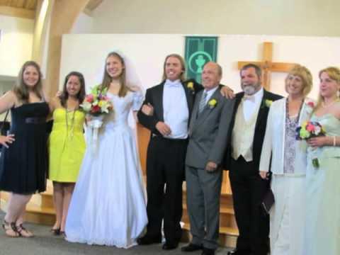 Jeff And Teresa Angells Wedding