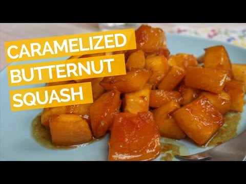 Caramelized Butternut Squash Recipe