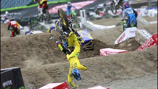 WORST Supercross/Motocross Crash Complication In History