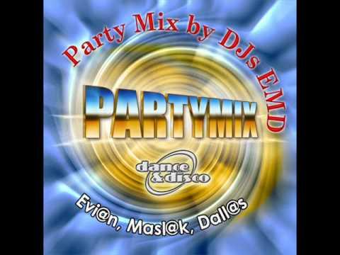DJ's EMD Party Mix 2 Dj Maslak
