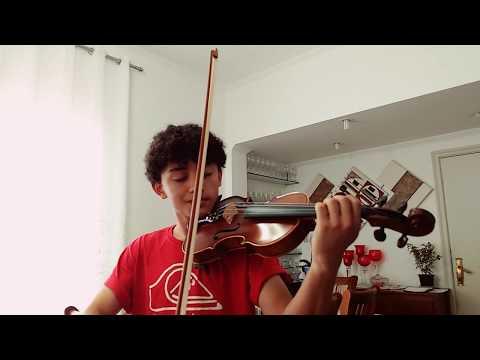 Coldplay - the Scientist  violino cover