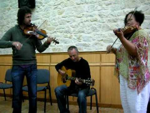 Diego Galaz, Carlos Beceiro y Lesa Terry Crisol 09