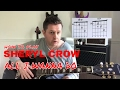 Sheryl Crow - All I Wanna Do - Acoustic Guitar Lesson (Chord Boxes)