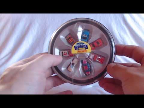 """Vintage Toy Review - World's Smallest Matchbox/Micro Motor World #08 - Magna Wheel """"Leisure"""""""