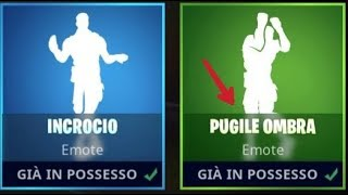 SHOP FORTNITE 09/03/2019 !! NUOVA EMOTE PUGILE OMBRA, SET SOLDATI DEL SOLE E SKIN SHOGUN