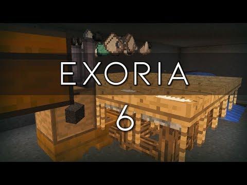 Exoria Modpack - EP 6 | Ex Nihilo Creatio Auto Sifter & Adobe Bricks