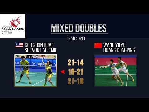 Shevon-Soon Huat stun Chinese pair to reach last eight in Denmark Open