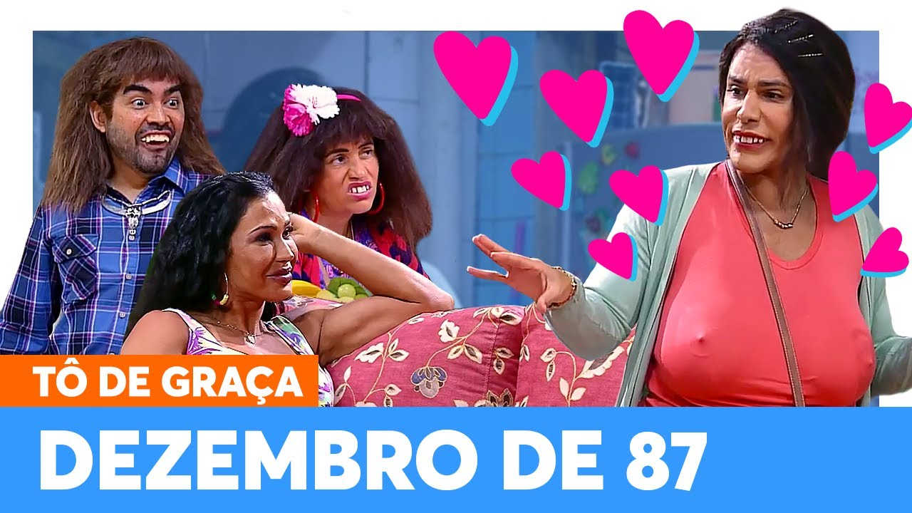 Download Graça conta que já NAMOROU com GÊMEOS! |  Tô De Graça 28/07/2021 EP 08 parte 1 | Humor Multishow