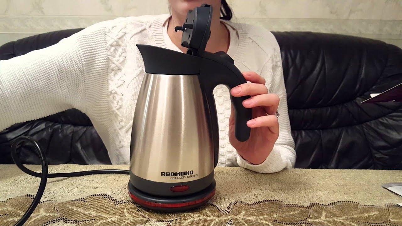 Электрочайник-термос Proffi Number 1 - YouTube